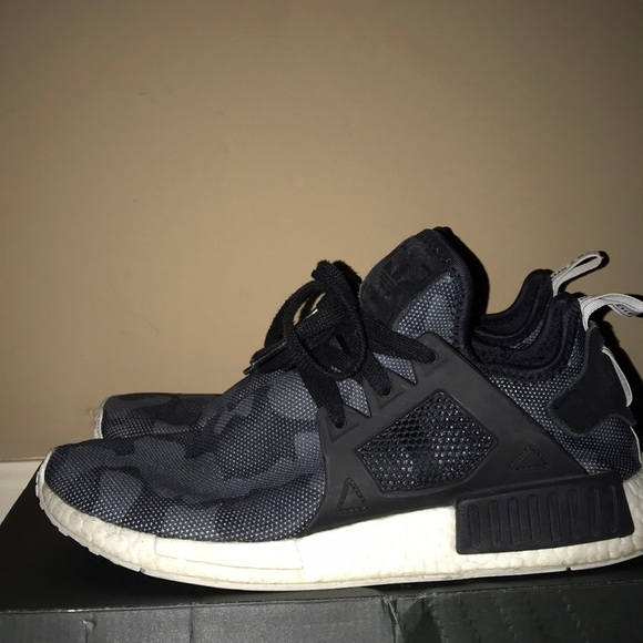 best website 696a7 7af88 Adidas NMD Duck Camo XR1